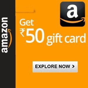 Hike Loot Amazon Gift Card Worth Rs 50 Unlimited Trick