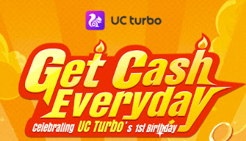 Download APK UC Browser Turbo Referral Code