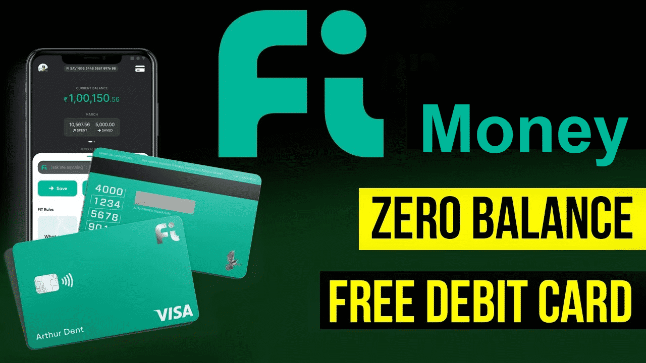 Fi Money Referral Code Get Free Rs 200 Cash + Refer & Earn